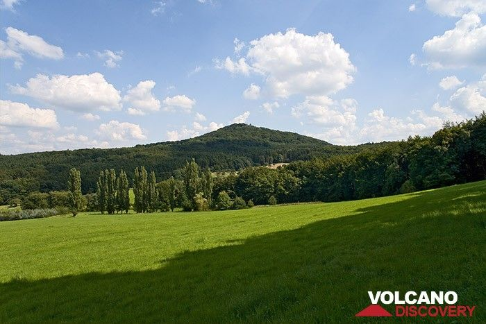 The Oelberg volcano in the Siebengebirge mountains (Photo: Tobias Schorr)