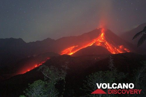Eruption from Santiaguito lava dome (Photo: Yashmin Chebli)
