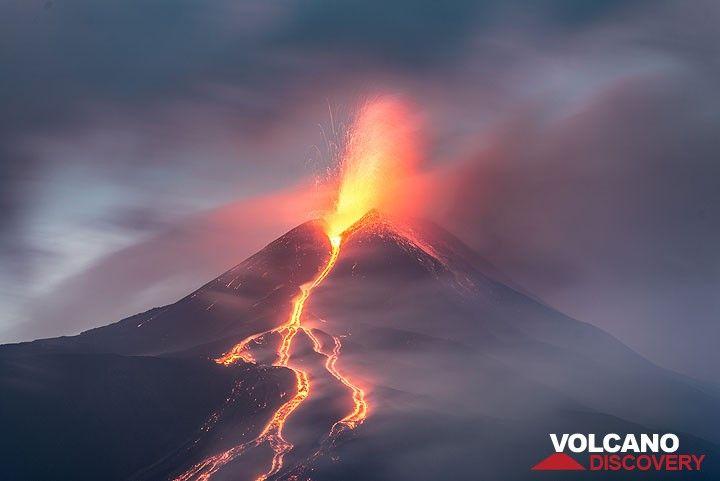 how to get past the volcano in botw
