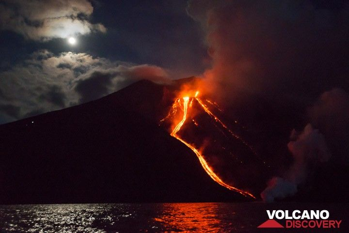 Stromboli Volcano Night Tours