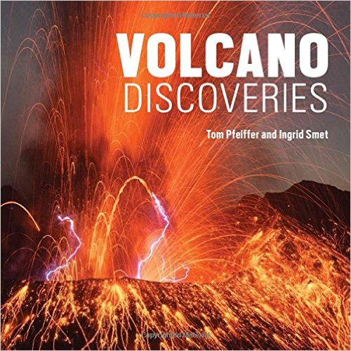 Volcano Discoveries book cover