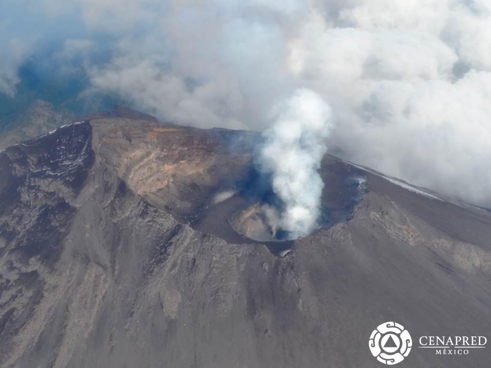 VolcanoDiscovery Popocatépetl Volcano Mexico Pictures Of - Active volcanoes in mexico
